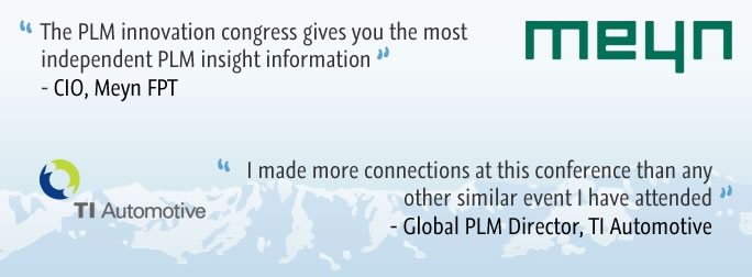 PLM Innovation 2012, 22nd & 23rd February 2012, Munich, Germany